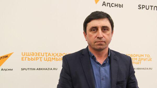 Борис Саджат-ипа - Sputnik Аҧсны