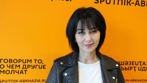 Эмма Ходжава - Sputnik Аҧсны