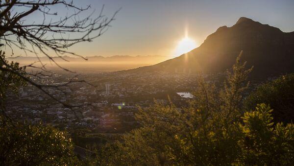 Кейптаун, Южная Африка - Sputnik Аҧсны
