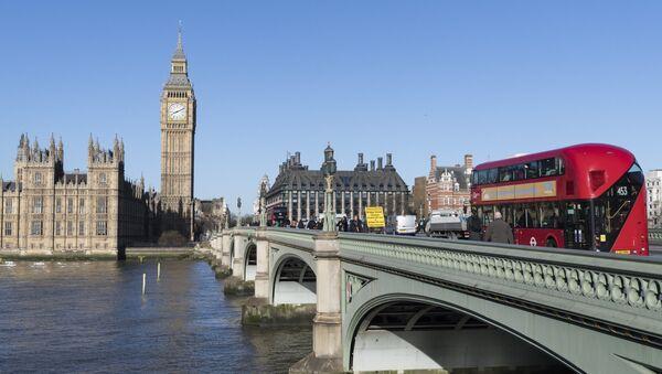 Вестминстерский мост через реку Темза в Лондоне. - Sputnik Аҧсны