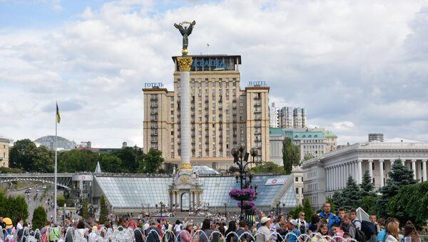 Киев - Sputnik Аҧсны