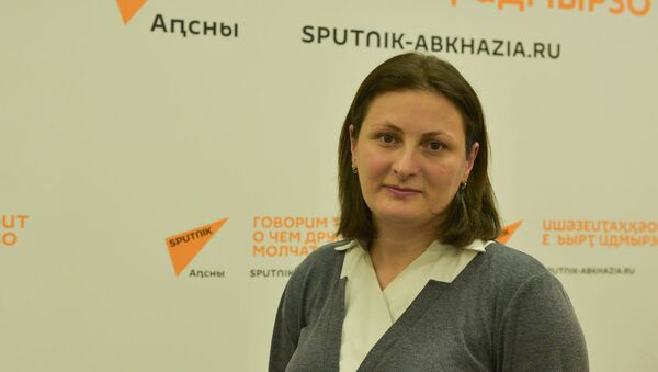 Гуранда Хашба - Sputnik Аҧсны