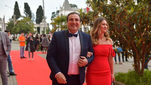 Открытие международного кинофестиваля - Sputnik Абхазия