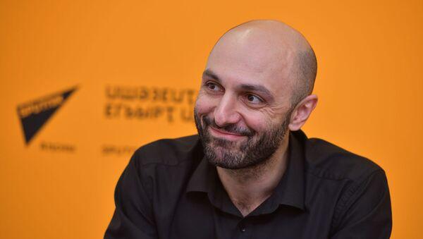 Алхас Ферзба - Sputnik Аҧсны