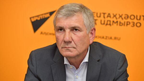 Владимир Герия - Sputnik Абхазия