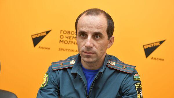 Сатбей Гиндия - Sputnik Аҧсны
