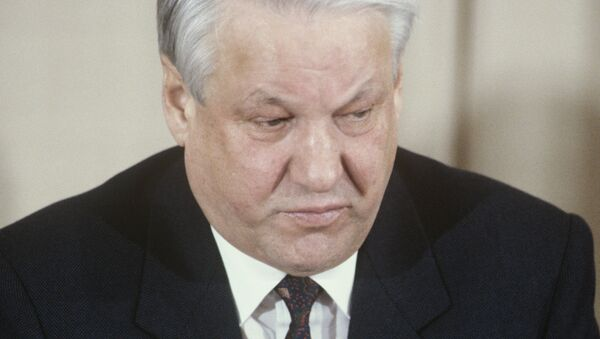 Борис Ельцин - Sputnik Абхазия