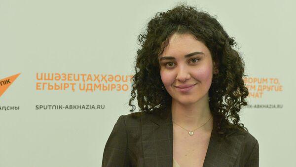 Атана Агрба - Sputnik Аҧсны