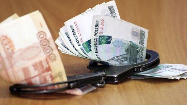 Коррупция - Sputnik Абхазия