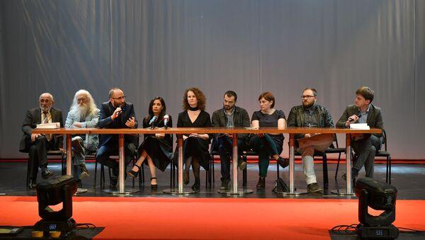 Итоговая пресс-конференция кинофестиваля - Sputnik Абхазия