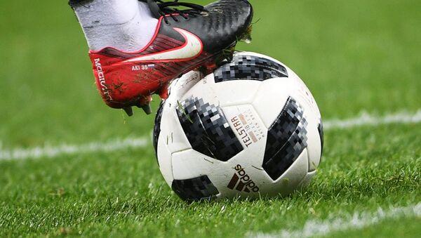 Официальный мяч чемпионата мира по футболу 2018 Telstar 18 - Sputnik Абхазия