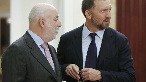 Премьер-министр РФ Д.Медведев провел встречу с членами бюро РСПП - Sputnik Абхазия