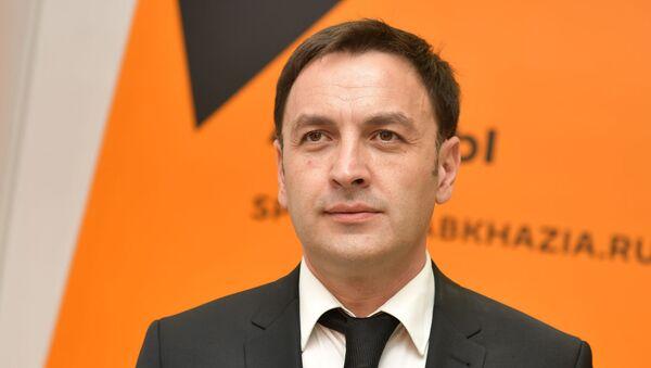 Амиран Лагвилава - Sputnik Абхазия