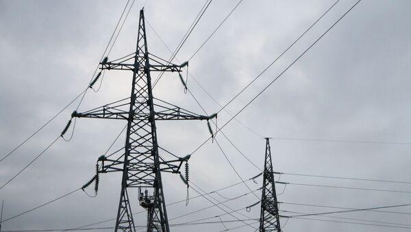 Линии электропередачи - Sputnik Абхазия