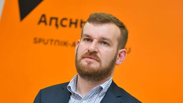 Рустам Аншба - Sputnik Аҧсны