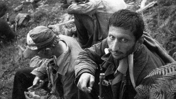 Отечественная война народа Абхазии - Sputnik Аҧсны