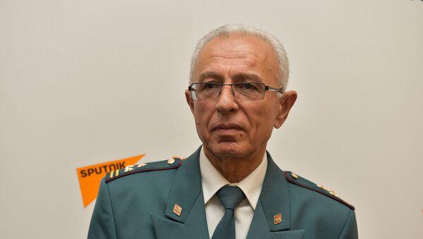 Александр Гулиа - Sputnik Абхазия