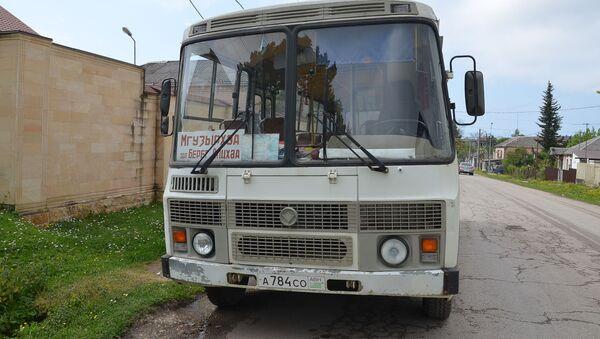 Общественный транспорт в городе Гудаута - Sputnik Аҧсны