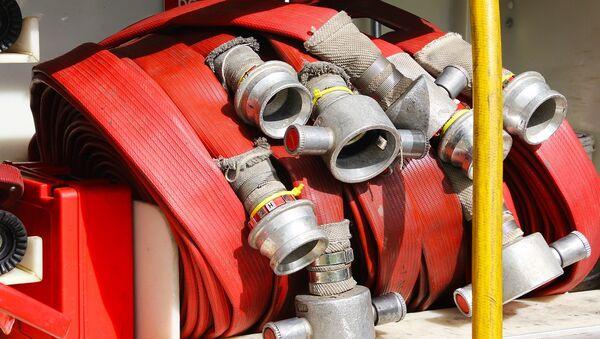 Пожарные рукава, архивное фото - Sputnik Аҧсны