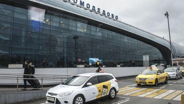 Международный аэропорт Домодедово - Sputnik Абхазия