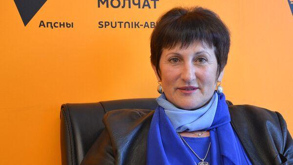 Валентина Зайцева - Sputnik Абхазия