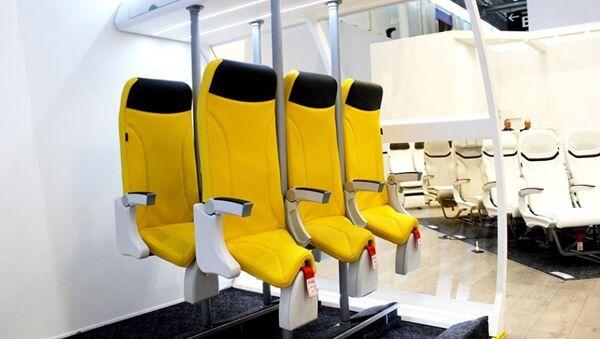 Кресла Skyrider производителя AvioInteriors - Sputnik Абхазия