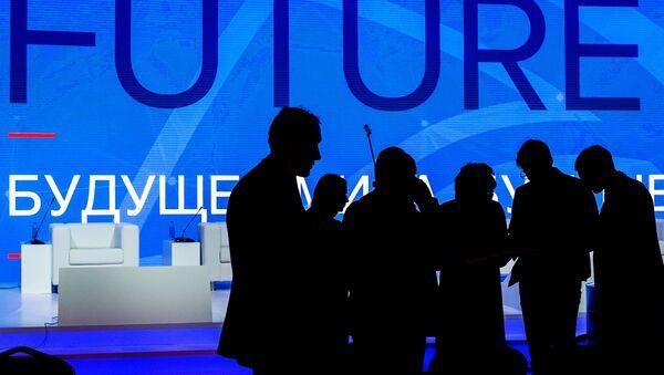 Ялтинский международный экономический форум. День первый - Sputnik Аҧсны