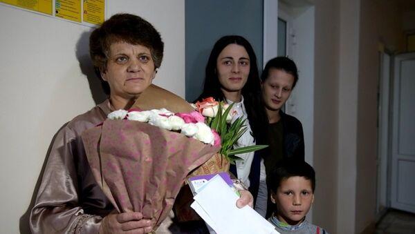 Светлана Габуния - Sputnik Абхазия