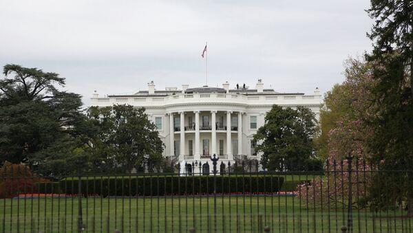 Вид на здание Белого дома в Вашингтоне - Sputnik Аҧсны