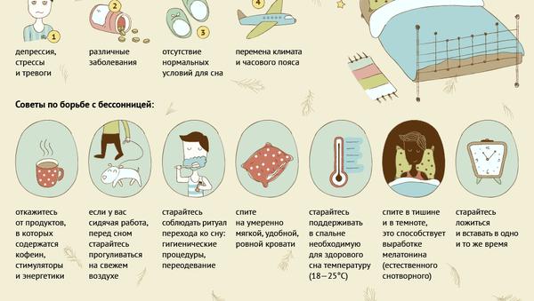 Как обеспечить себе здоровый сон - Sputnik Абхазия