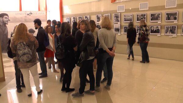 Сын Че Гевары открыл в Крыму экспозицию, посвященную его отцу - Sputnik Абхазия