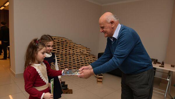Фестиваль Библионочь проводится второй год подряд в Национальной библиотеке Абхазии имени Ивана Папаскир - Sputnik Аҧсны
