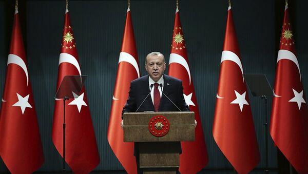 Президент Турции Тайип Эрдоган - Sputnik Аҧсны