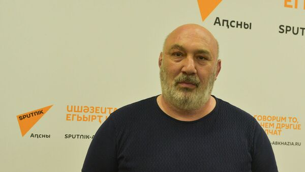 Игорь Берая  - Sputnik Аҧсны