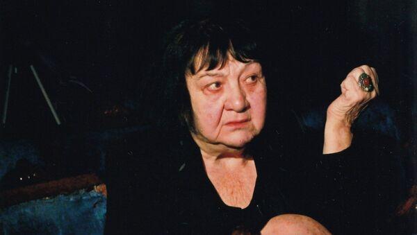 Нелли Эшба - Sputnik Аҧсны