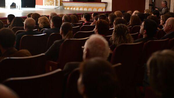 Зрители - Sputnik Абхазия
