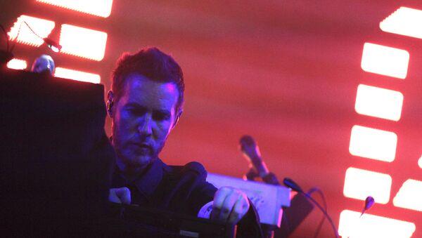 Шоу британской группы Massive Attack - Sputnik Абхазия