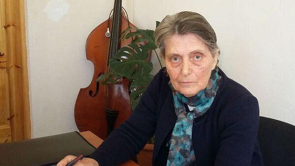 Мери Чанба - Sputnik Аҧсны