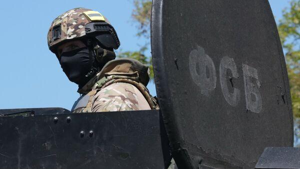 Второй этап учений ФСБ России в Крыму - Sputnik Аҧсны