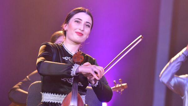 Концерт государственного оркестра народных инструментов - Sputnik Аҧсны