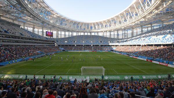 Стадион Нижний Новгород - Sputnik Аҧсны