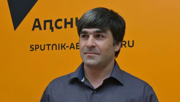Тимур Квеквескири - Sputnik Аҧсны