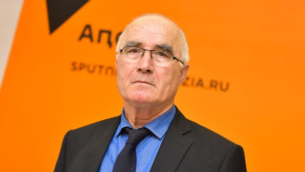Едуард Гәбаз - Sputnik Аҧсны
