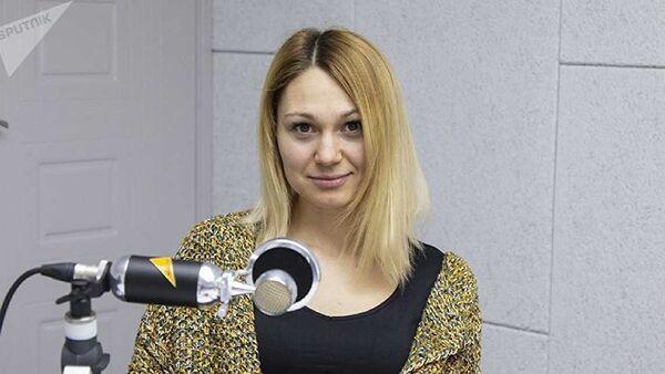 Екатерина Дидык - Sputnik Абхазия