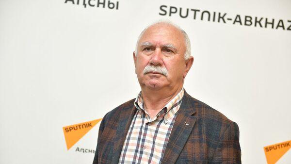 Закан Нанба - Sputnik Аҧсны
