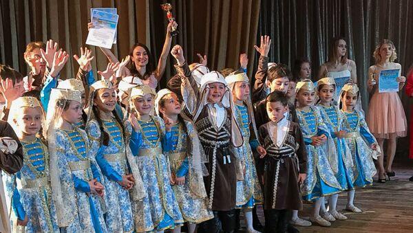 Ансамбль Абаза на фестивале в Сочи - Sputnik Аҧсны
