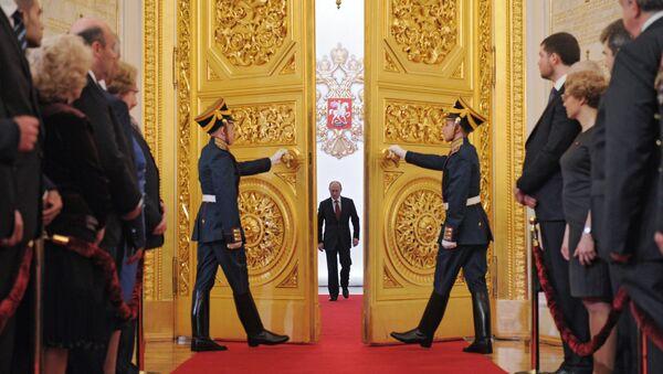 Церемония инаугурации избранного президента РФ В.Путина - Sputnik Абхазия