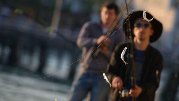 Рыбалка - Sputnik Абхазия