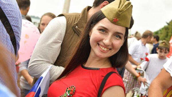 Празднование Дня Победы - Sputnik Абхазия