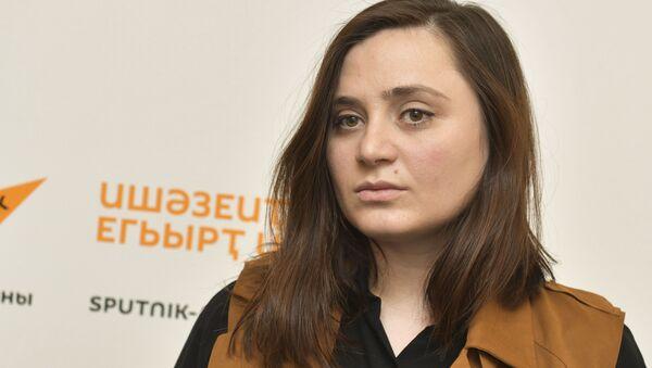 Астанда Ардзинба - Sputnik Абхазия